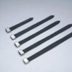 PVC coated stainless steel Cable Tie (316 stainless steel, plastic coated)